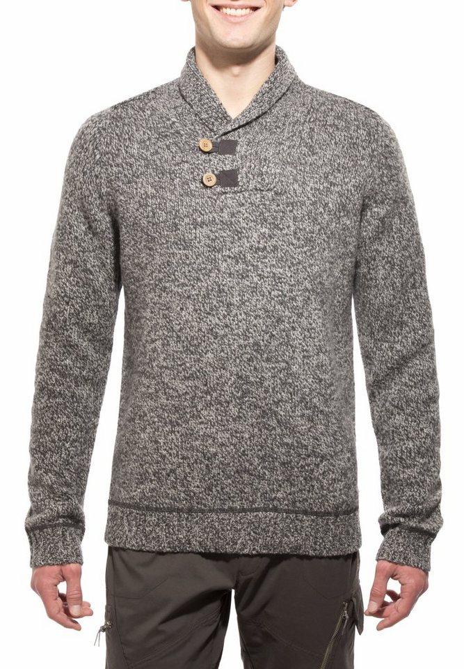 FJÄLLRÄVEN Pullover »Lada Sweater Men« in grau