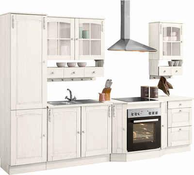 g nstige k chenzeilen ohne ger te. Black Bedroom Furniture Sets. Home Design Ideas