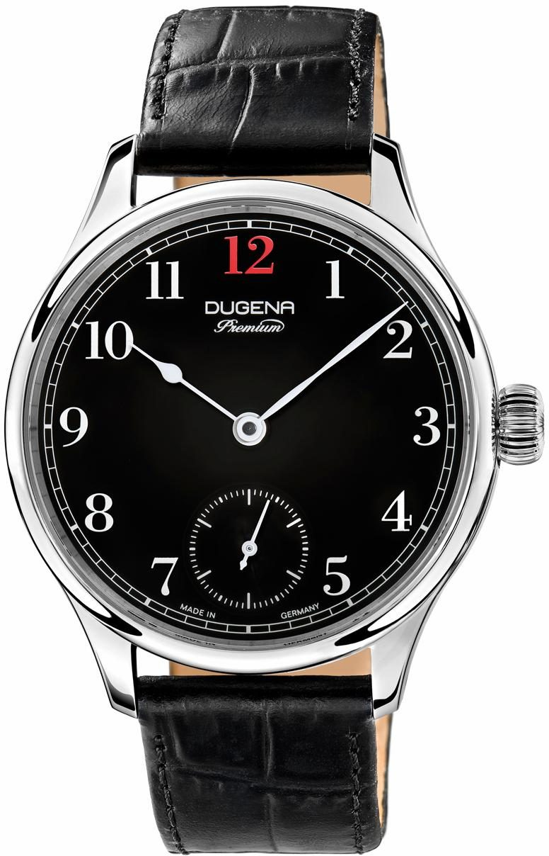 DUGENA PREMIUM Mechanische Uhr »Epsilon 1 7000055« Made in Germany