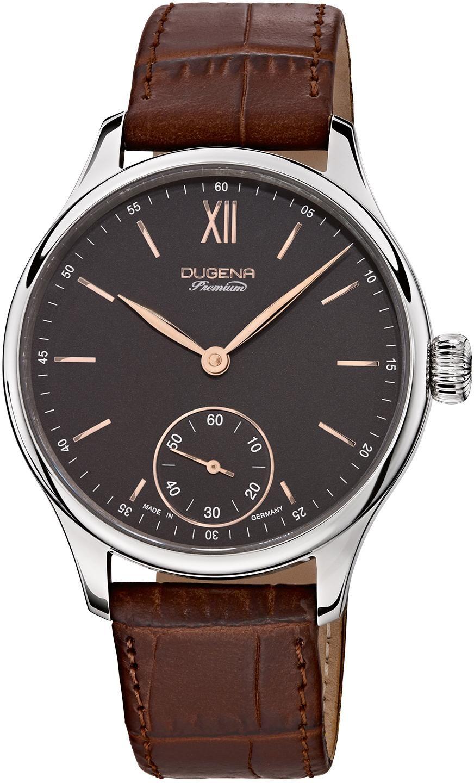 DUGENA PREMIUM Mechanische Uhr »Epsilon 10 7000117«, Made in Germany
