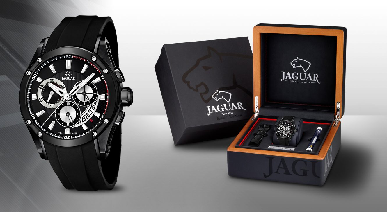 Jaguar Chronograph »J690/1« Mitglied der FESTINA Group (Set, 2 tlg.)