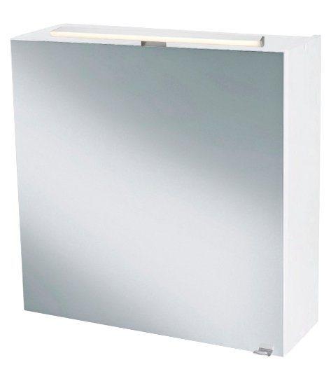 Kesper Spiegelschrank »Malmö« Breite 60 cm, mit LED-Beleuchtung in weiß