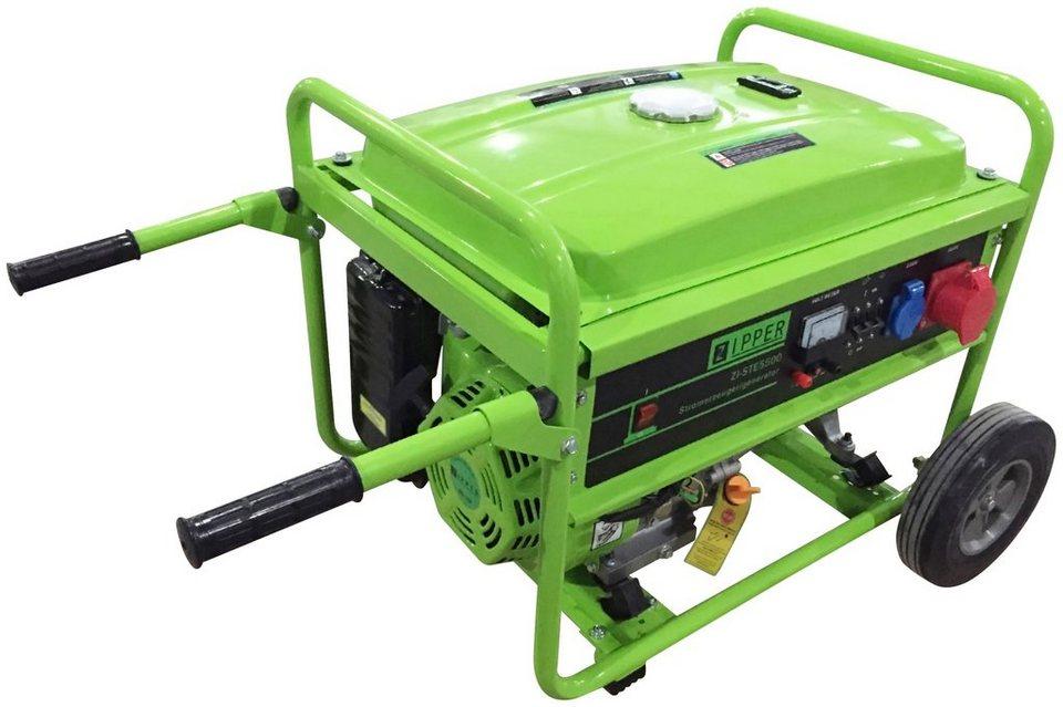 Stromerzeuger »ZI-STE5500« in grün