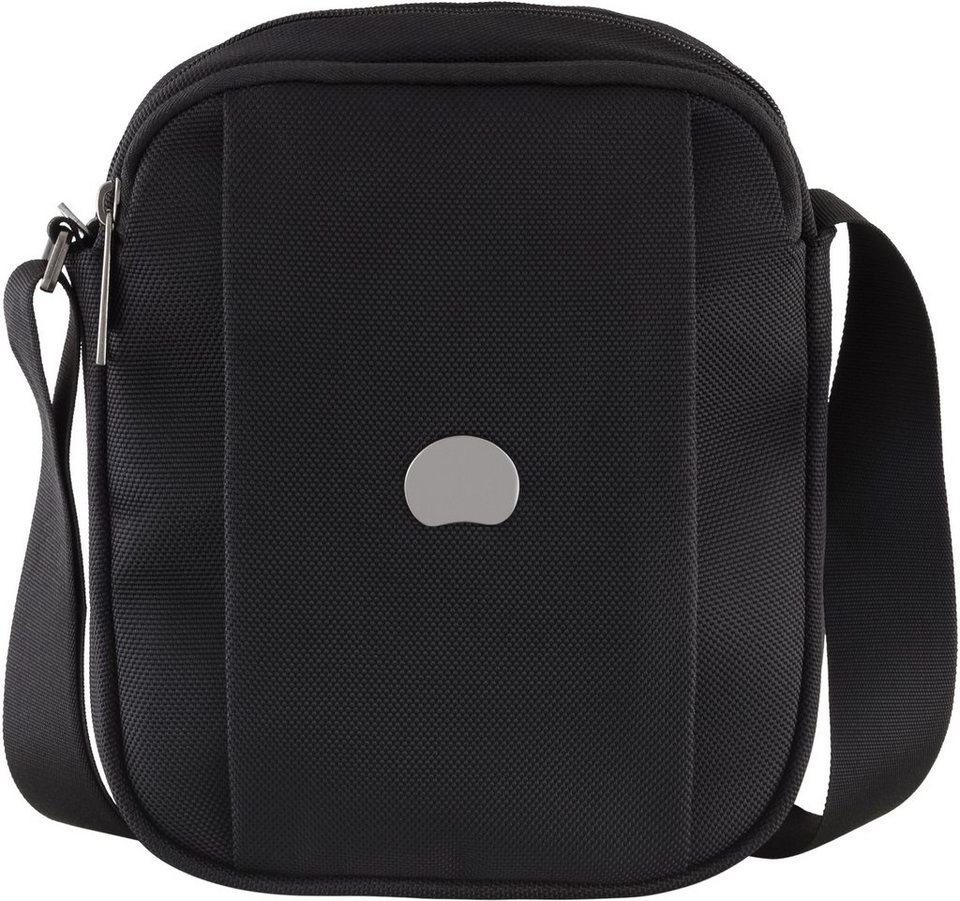 DELSEY Mini Umhängetasche, »Montmartre Pro« in schwarz