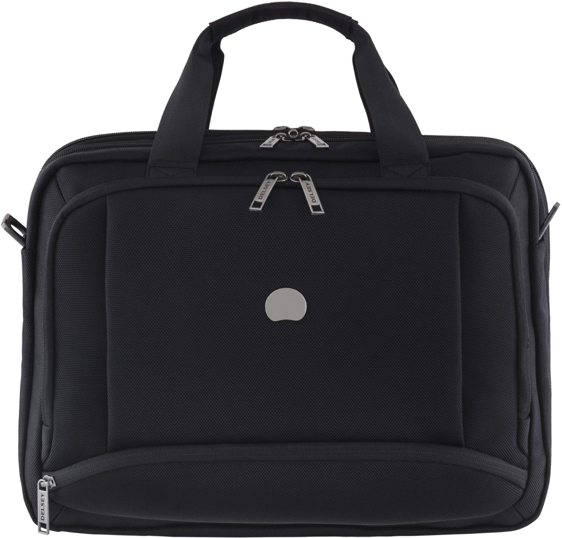 DELSEY Businesstasche mit Laptopfach und Volumenerweiterung, »Montmartre Pro«