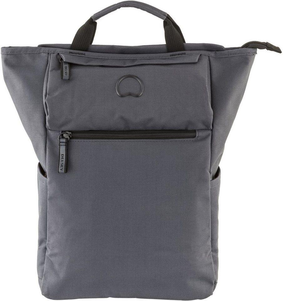 DELSEY Rucksack mit gepolstertem Laptopfach, »Marcadet« in anthrazit