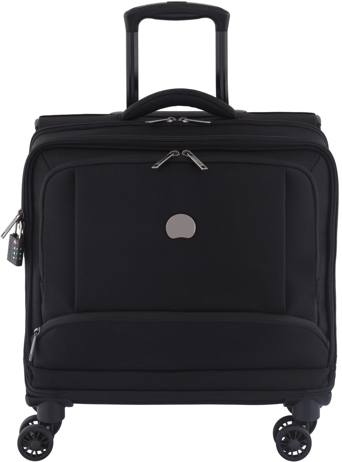 DELSEY Businesstrolley mit 15,6 Zoll Laptopfach und 4 Rollen, »Montmartre Pro«