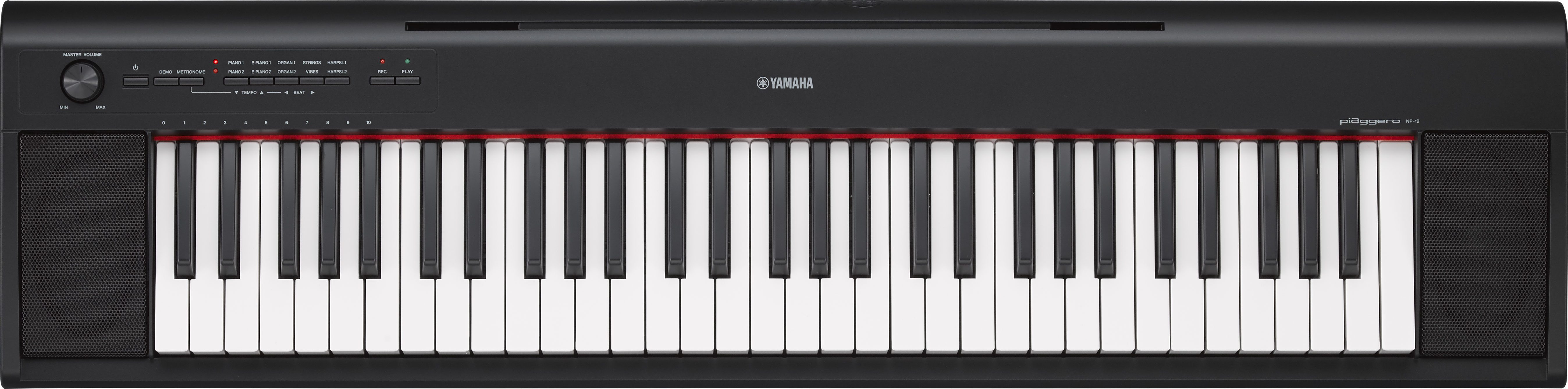 Yamaha Digital Keyboard, »Piaggero NP-12B«