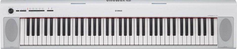 Yamaha Digital Keyboard, »Piaggero NP-32WH«