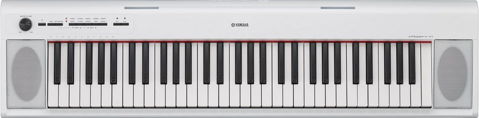 Yamaha Digital Keyboard, »Piaggero NP-12WH«