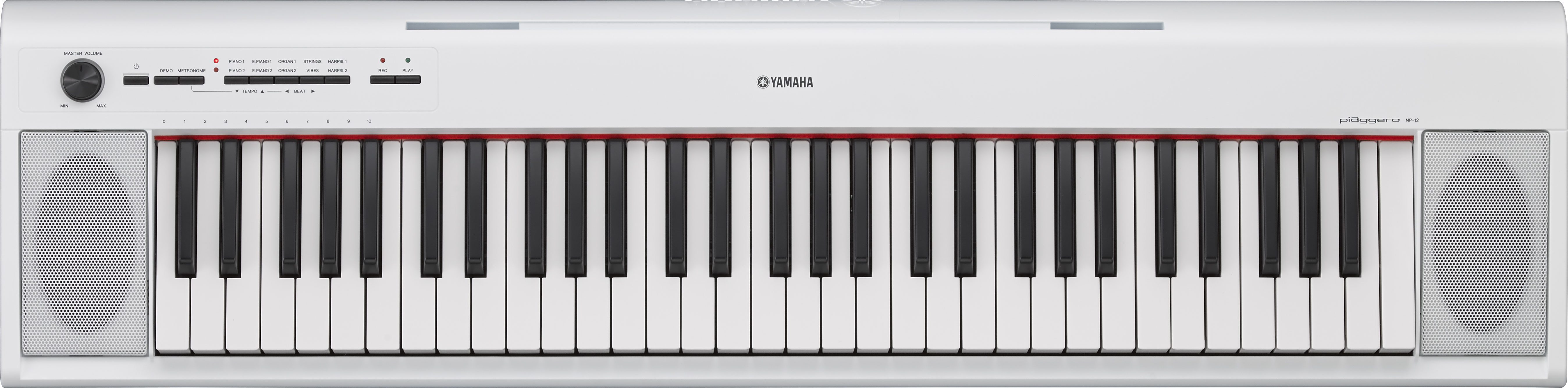 Yamaha Digital Keyboard, »Piaggero NP-12WH«