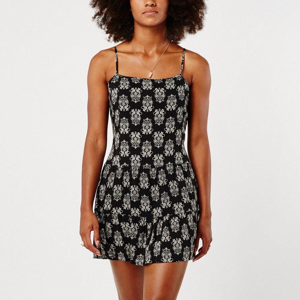 O'Neill Kleid »Indian Ocean« in Schwarz mit weiß