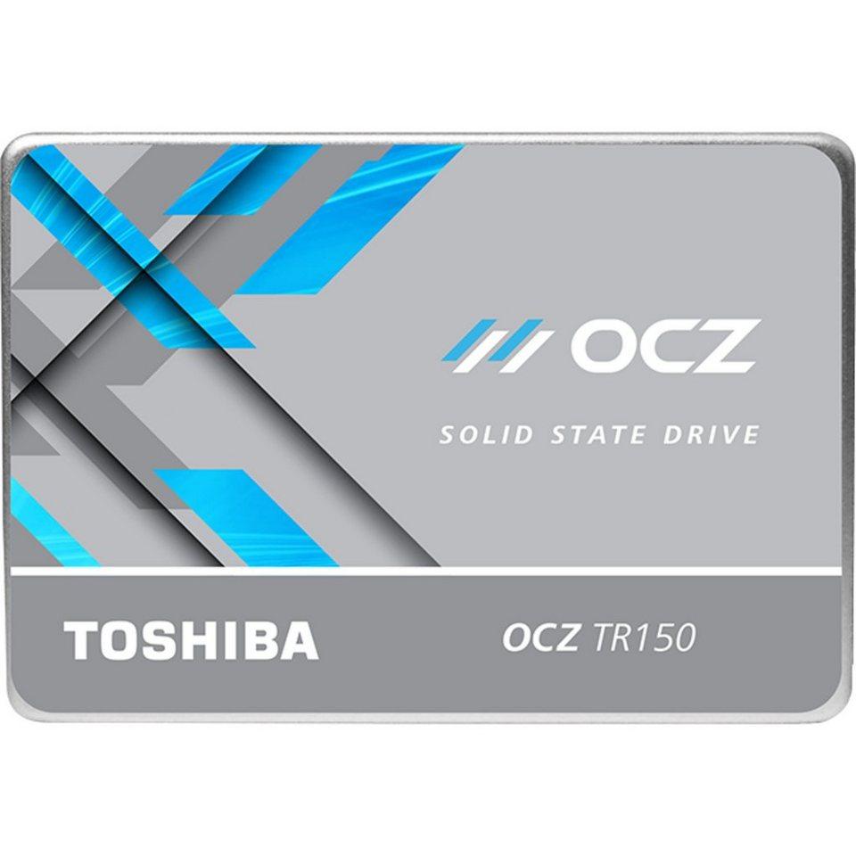 OCZ Solid State Drive »TR150 480 GB«