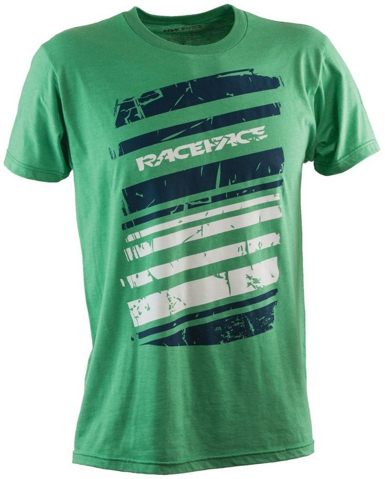 Race Face T-Shirt »Grunge T-Shirt Men« in grün