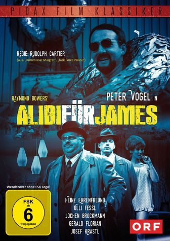 DVD »Alibi für James«