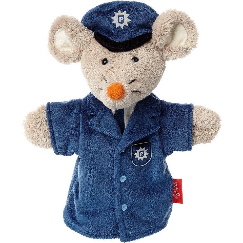 sigikid Handpuppe Polizist, Sweety, 25cm (41331)