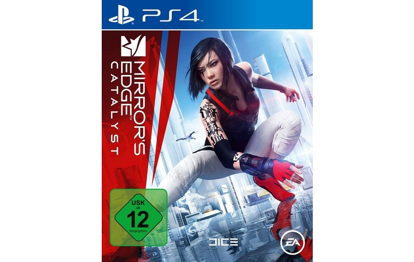 Electronic Arts Playstation 4 - Spiel »Mirror's Edge Catalyst«