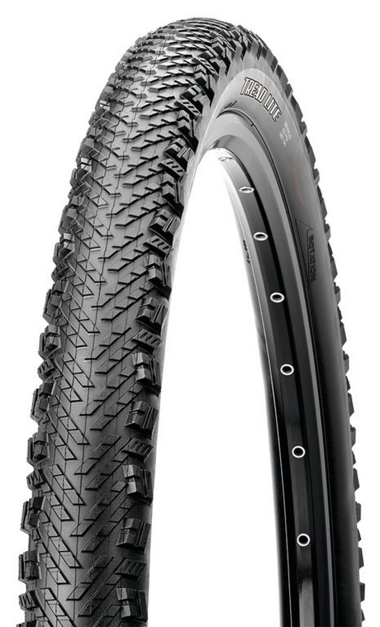 "Maxxis Fahrradreifen »Tread Lite 27.5"" DualC TR faltbar«"