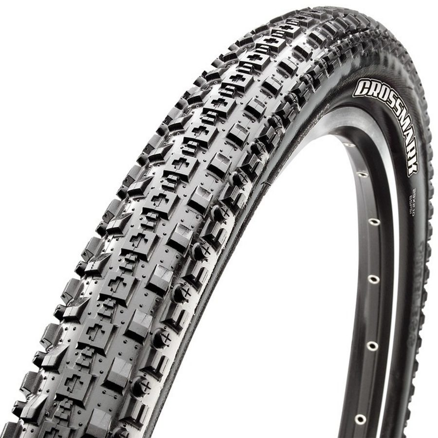 "Maxxis Fahrradreifen »CrossMark 27.5"" EXC Silkworm faltbar«"