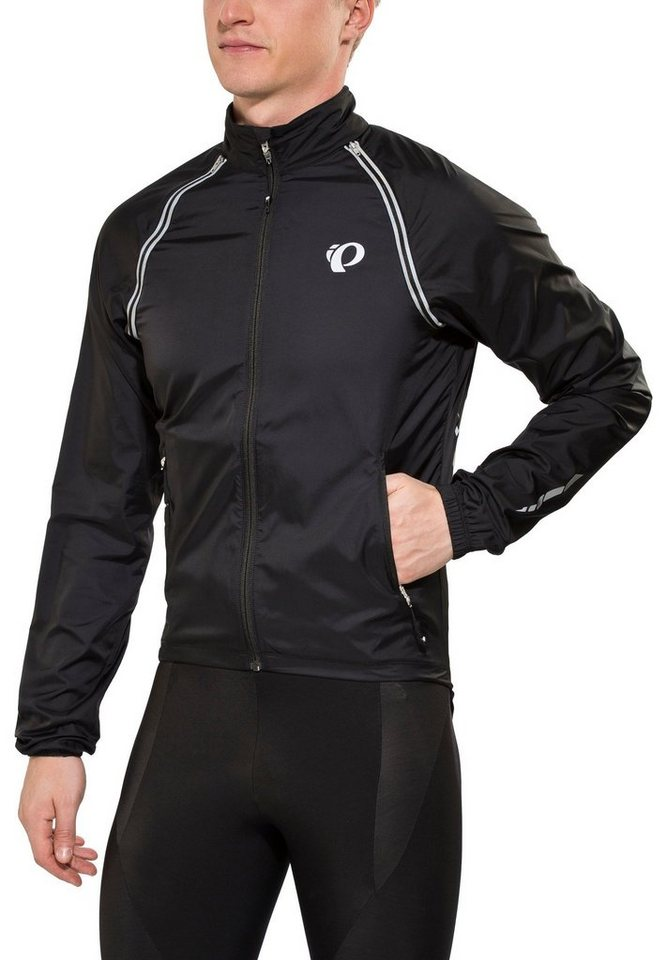 Pearl Izumi Radjacke »ELITE Barrier Convertible Jacket Men« in schwarz