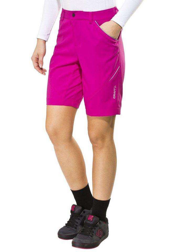 Craft Radhose »Escape Shorts Women« in pink