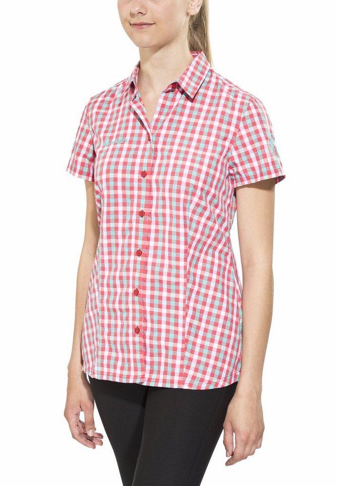 Mammut Bluse »Kirsi Shirt Women« in rot