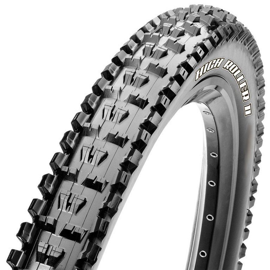"Maxxis Fahrradreifen »HighRoller II 27.5"" DualC TR EXO faltbar«"
