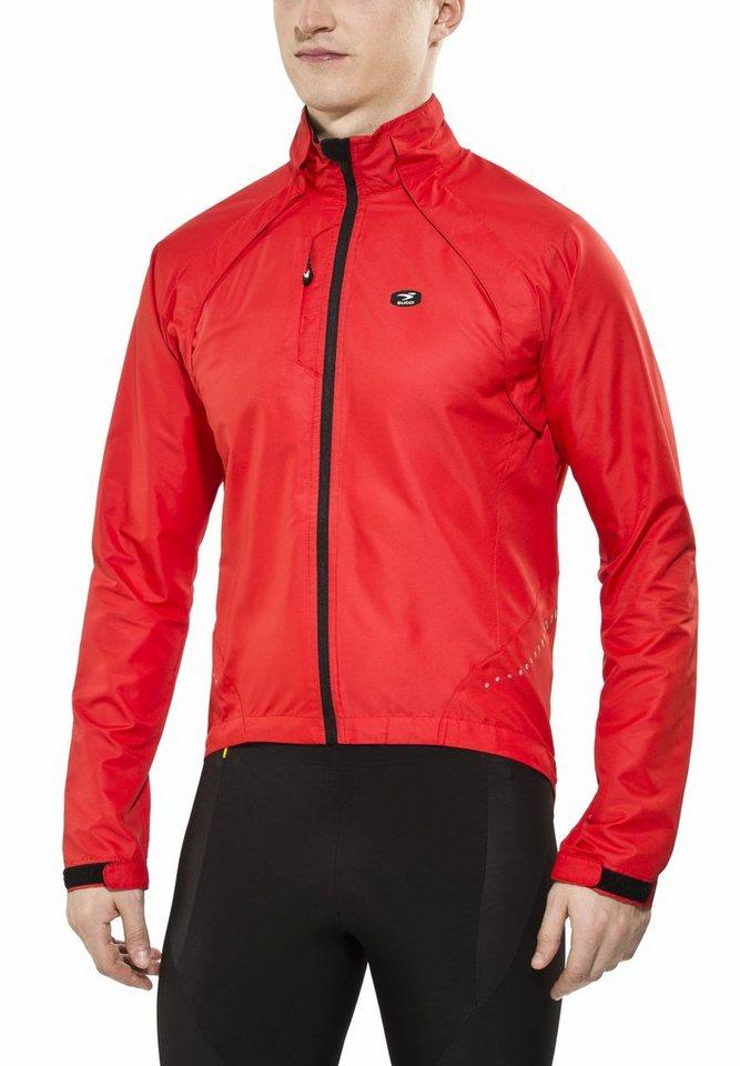 Sugoi Radjacke »Versa Bike Jacket Men« in rot