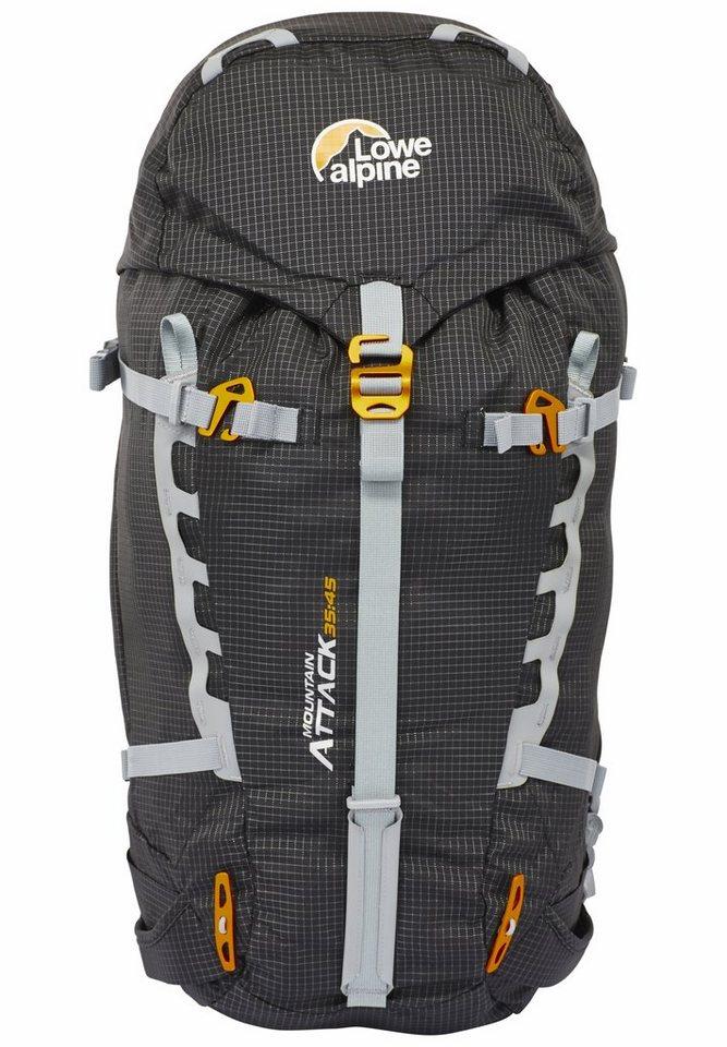 Lowe Alpine Sport- und Freizeittasche »Mountain Attack 35:45 Backpack« in schwarz