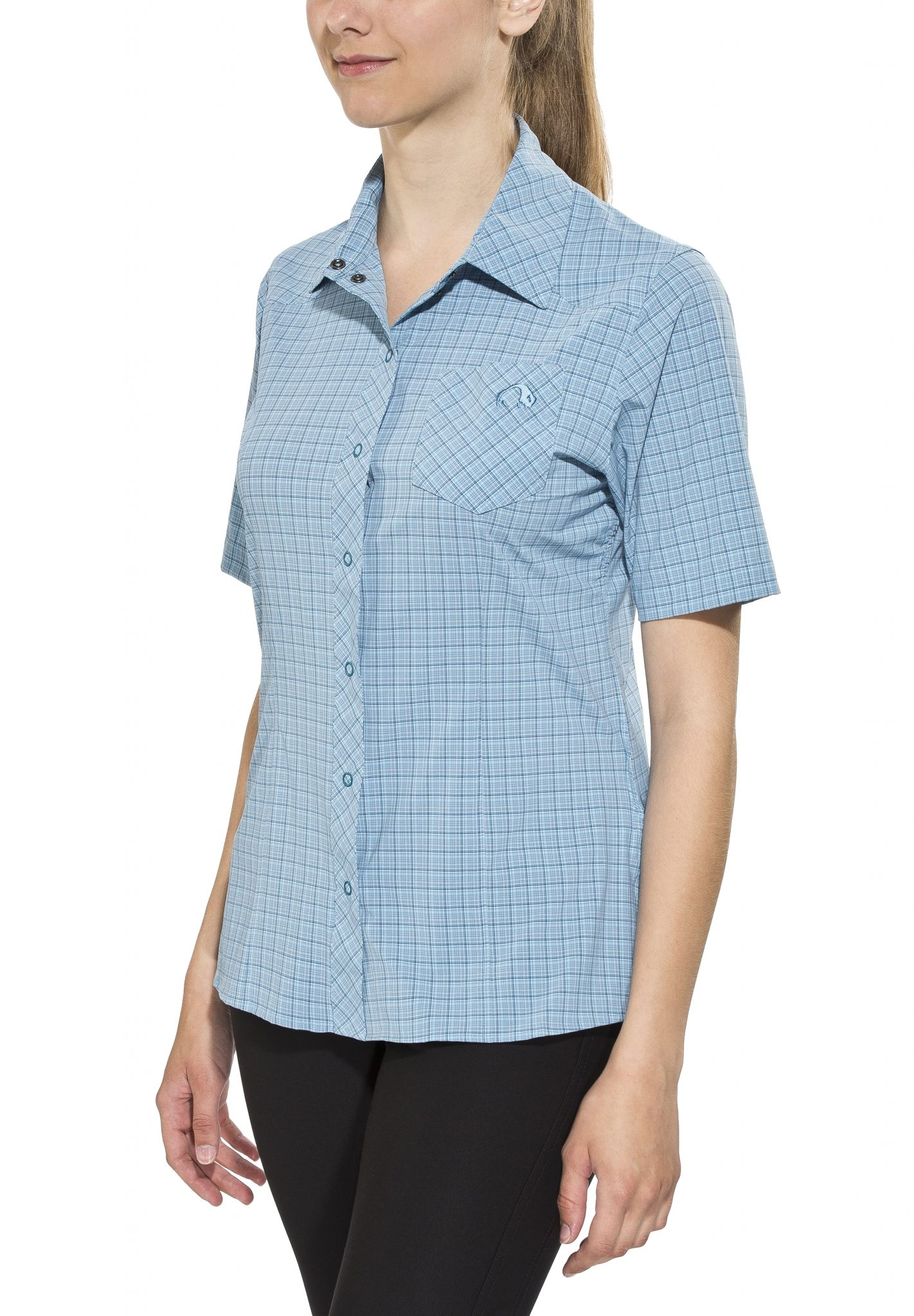 Tatonka Bluse »Jonne SS-Shirt Women sea blue«