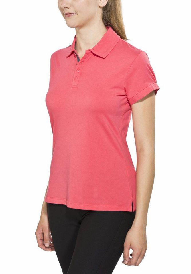 Columbia T-Shirt »Splendid Summer Polo Women« in pink