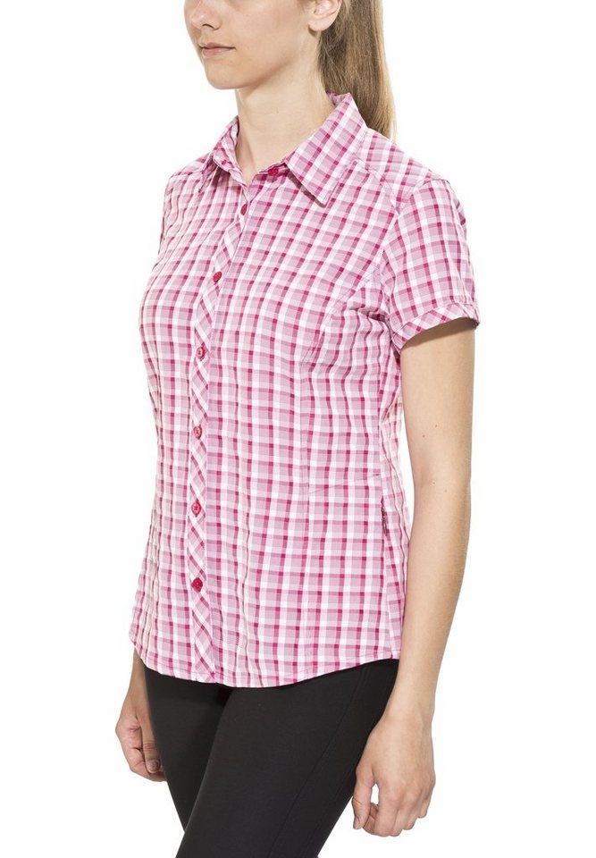 Columbia Bluse »Surviv-Elle II Shirt Women« in pink