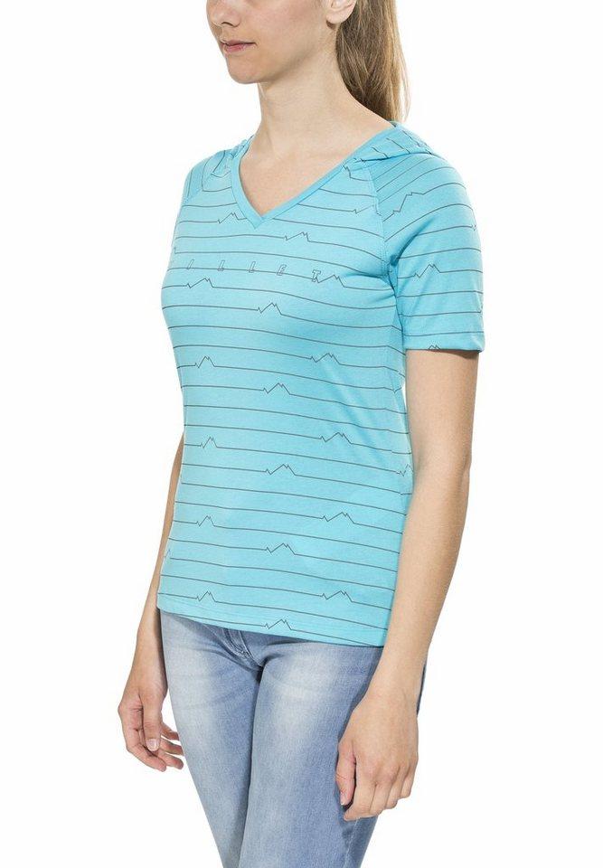 Millet T-Shirt »LD Myo Hoodie Women« in türkis