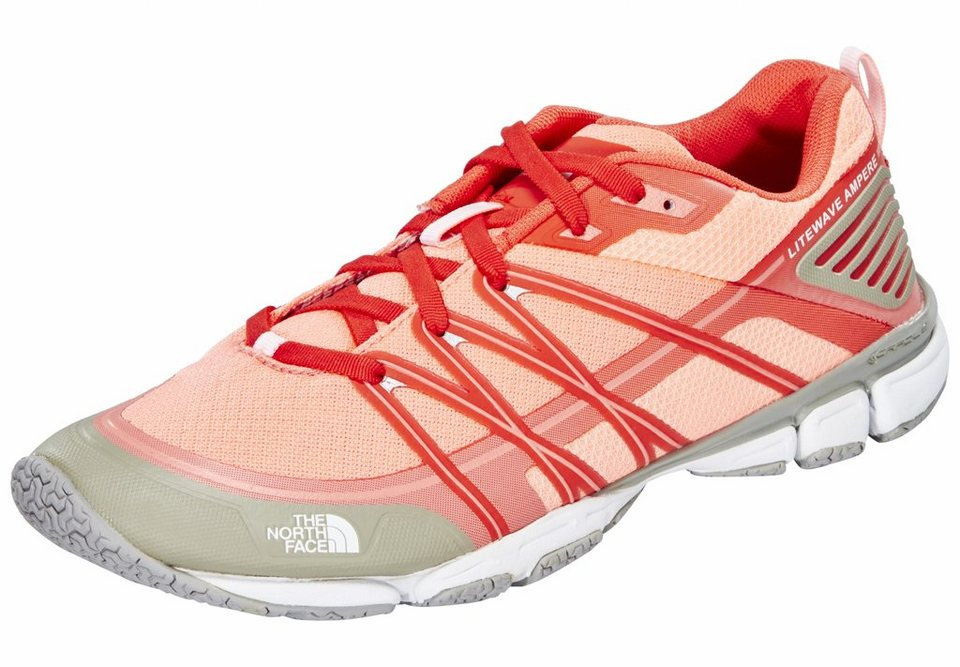 The North Face Runningschuh »Litewave Ampere Shoes Women« in rot