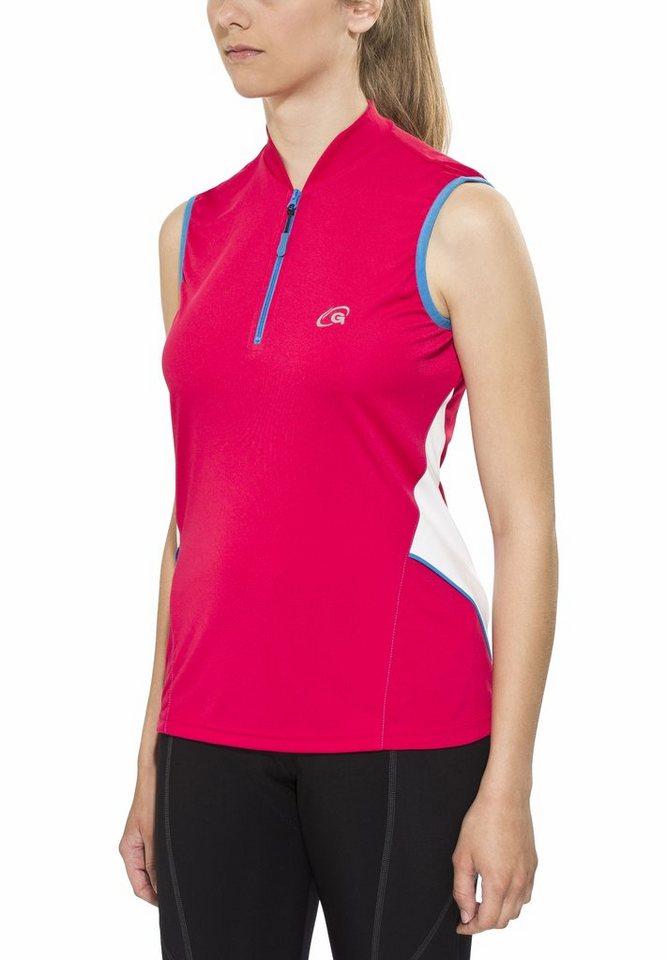 Gonso Radtrikot »Jessi Bike Shirt ärmellos Damen« in pink