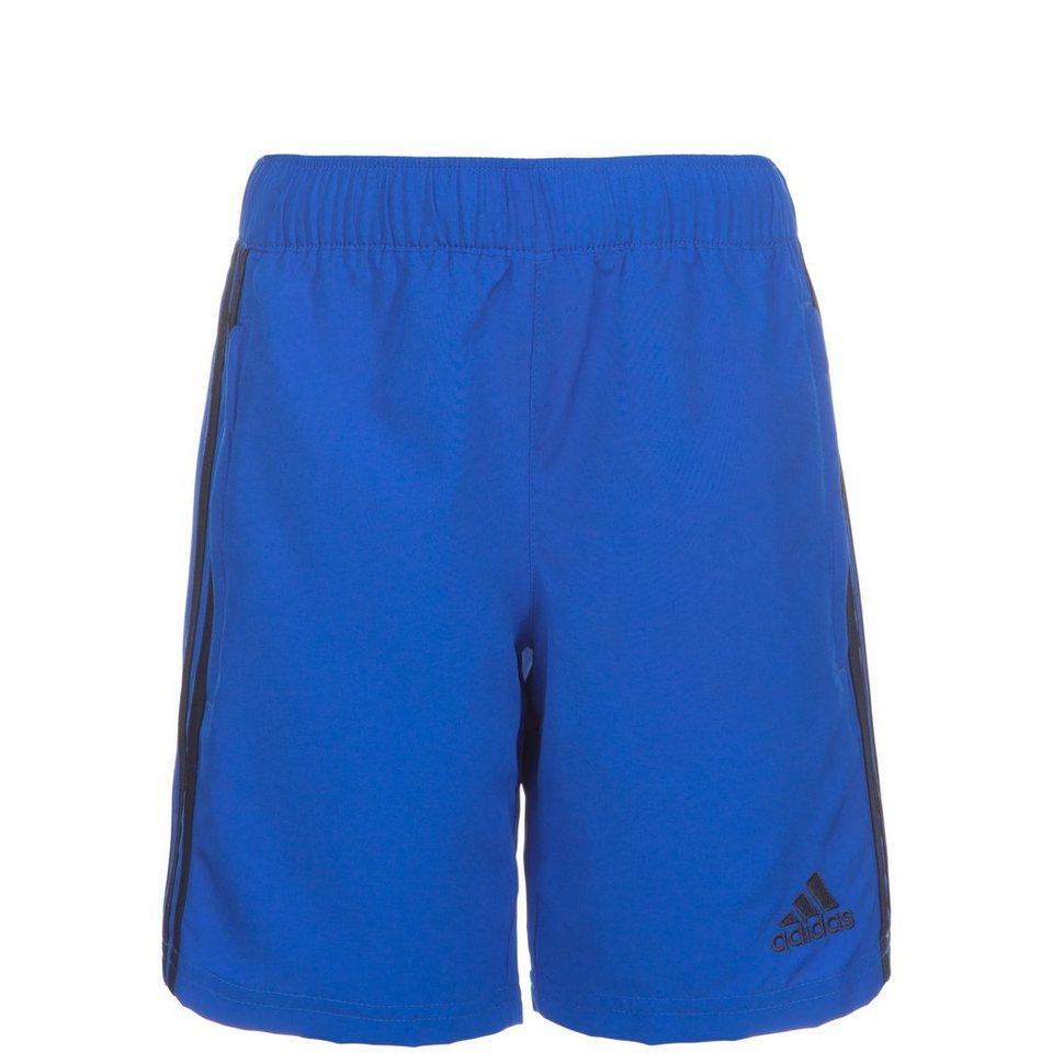 adidas Performance Condivo 16 Woven Short Kinder in blau / dunkelblau