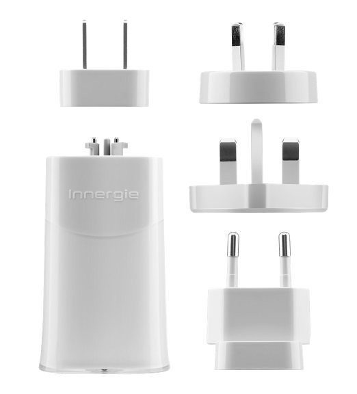 Innergie Universal Adapter »PowerGear ICE 65« in weiss