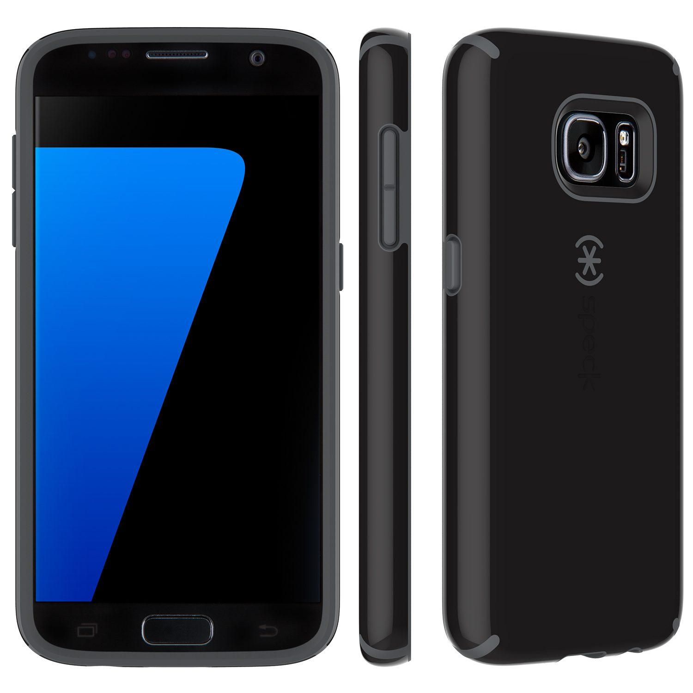 Speck HardCase »CandyShell Samsung Galaxy S7 Black/Slate Grey«