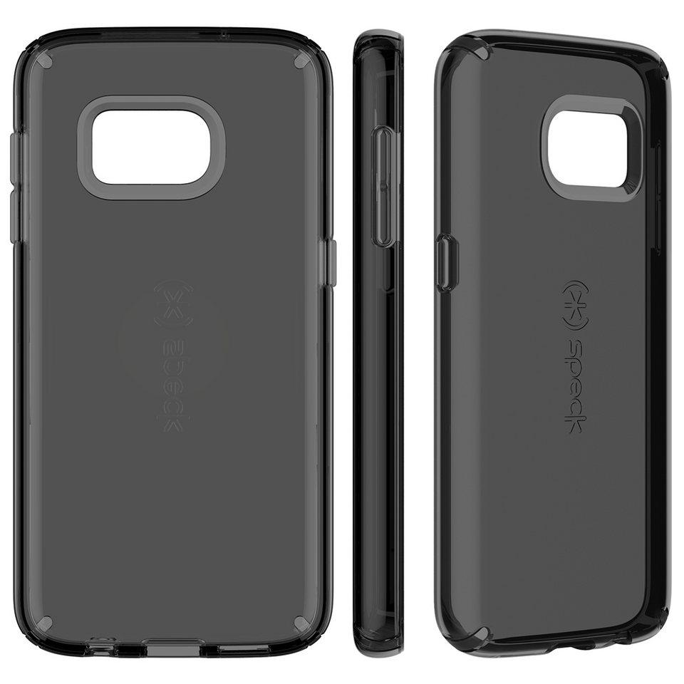 Speck HardCase »CandyShell Samsung Galaxy S7 Onyx Black« in schwarz