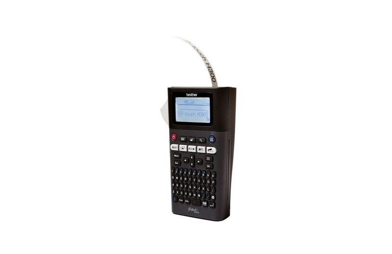 Brother Beschriftungsgerät »P-touch H300 Handheld Beschriftungsgerät«