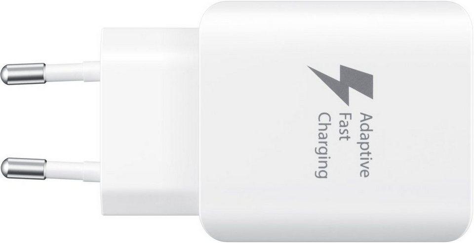 Samsung Lader »Schnellladegerät EP-TA300, USB-C« in Weiß