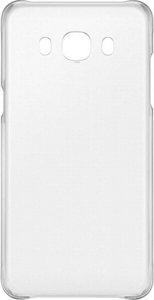 Samsung Handytasche »Slim Cover EF-AJ510 für Galaxy J5 (2016)« in Transparent