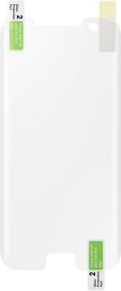 Samsung Folie »2x Display-Schutzfolie ET-FG930 für Galaxy S7« in Transparent