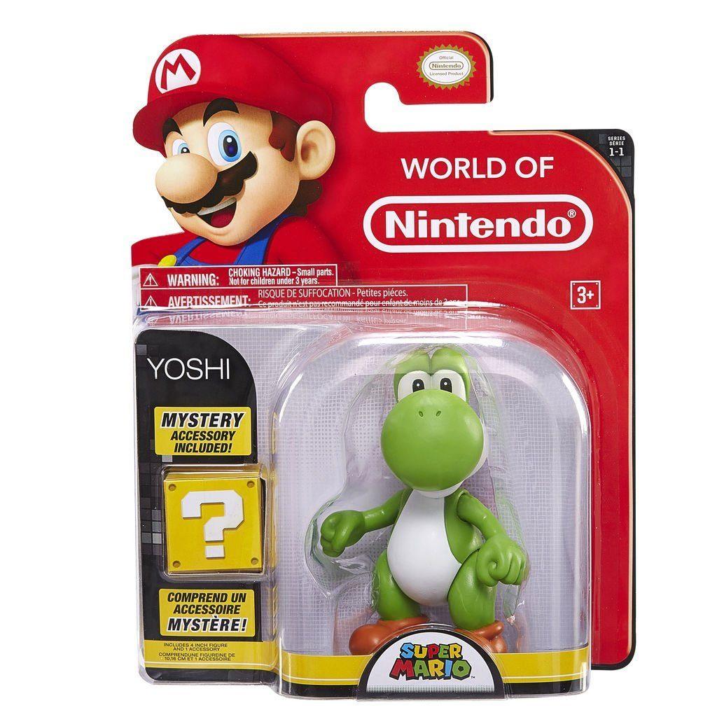 Jakks Pacific Spielwaren »Nintendo Figur (10cm) W1 - Yoshi mit Ei«