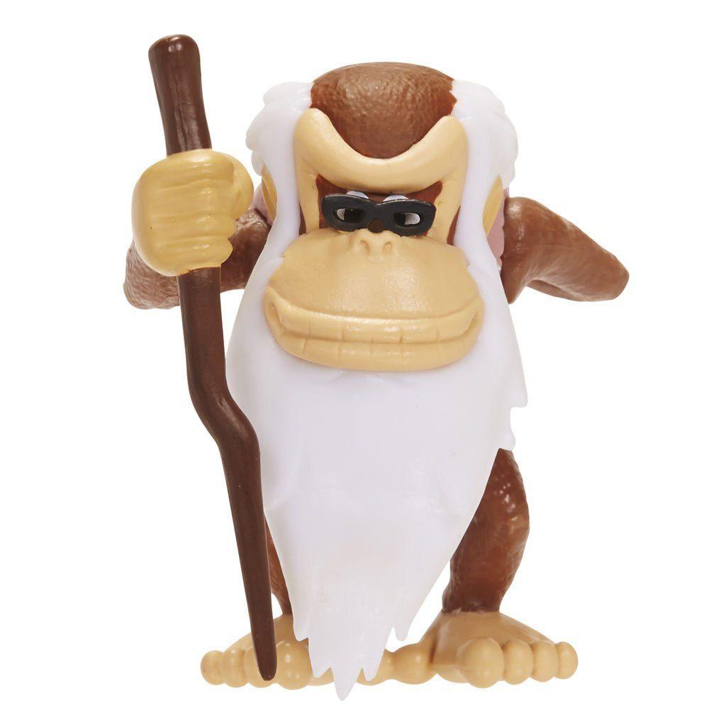 Jakks Pacific Spielwaren »Nintendo Mini Figur (6cm) W3 - Cranky Kong«