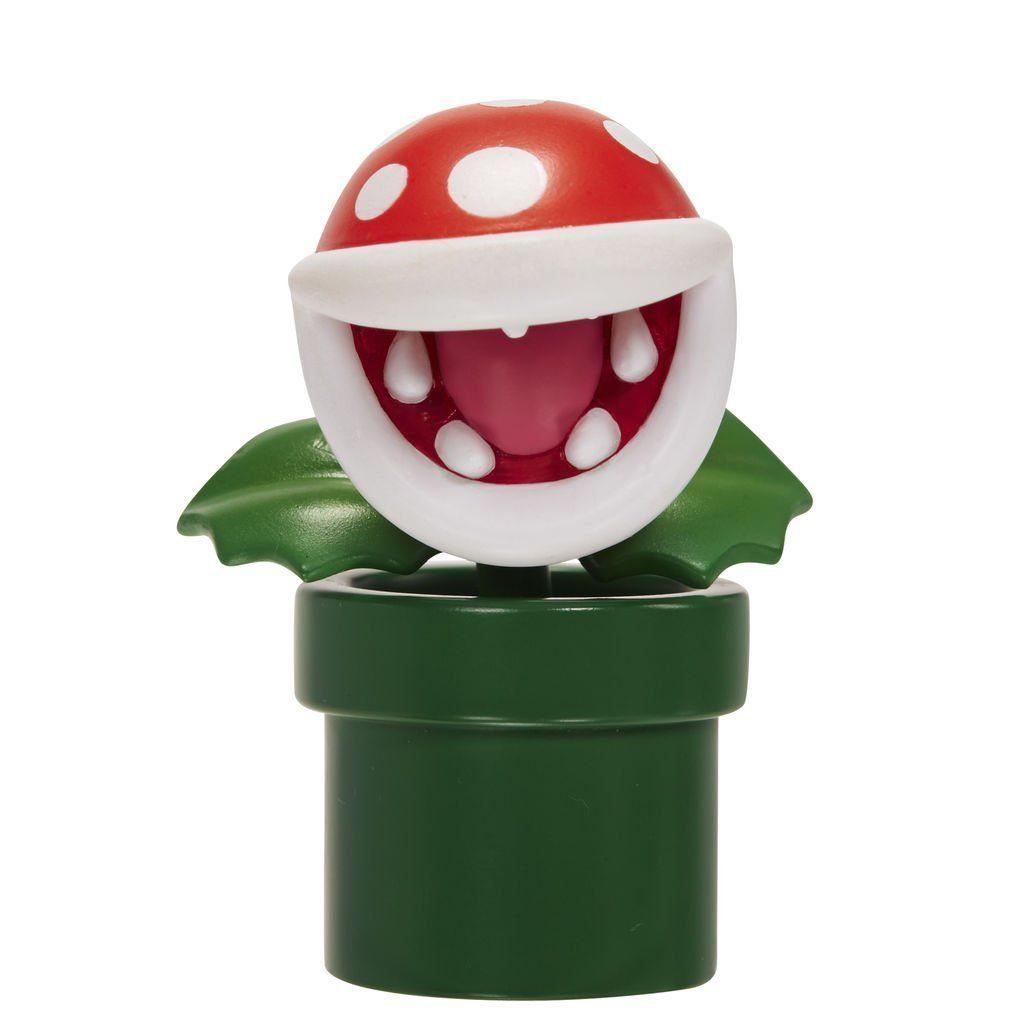 Jakks Pacific Spielwaren »Nintendo Mini Figur (6cm) W4 - Piranha Plant«