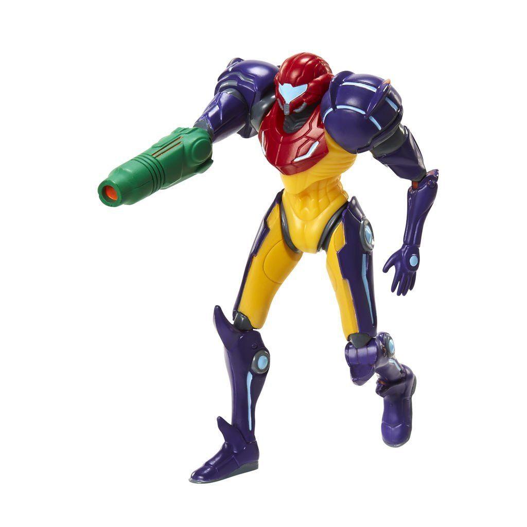 Jakks Pacific Spielwaren »Nintendo Figur (10cm) W4 - Samus Gravity Suit«