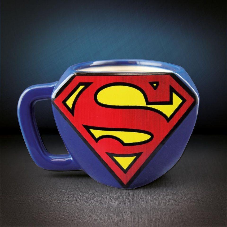 Paladone Fanartikel »Superman 3D Becher«