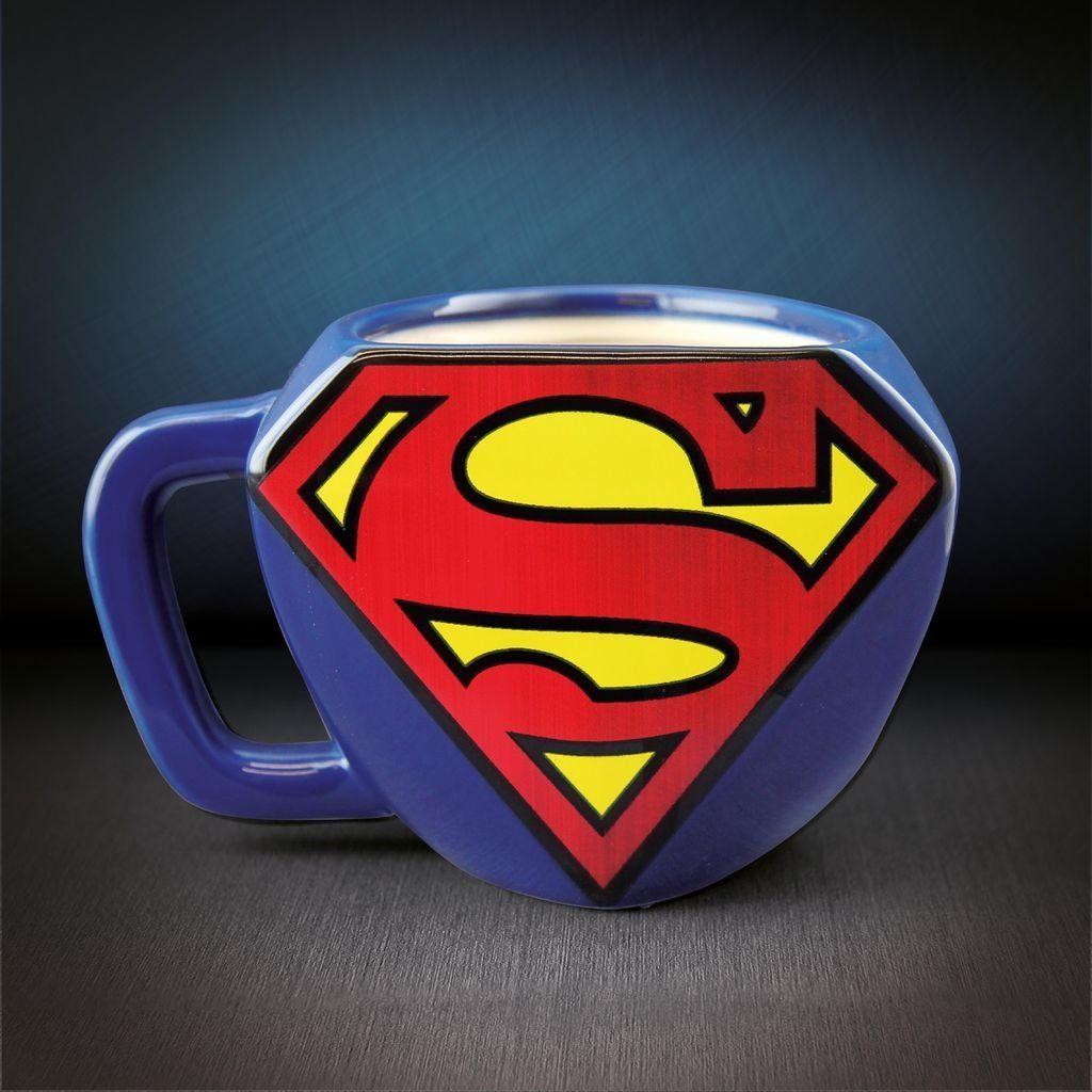 Paladone Fanartikel »Superman 3D Becher 354ml«