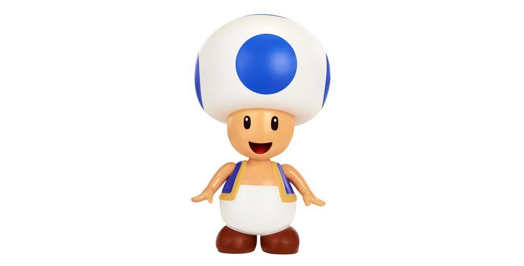 Jakks Pacific Spielwaren »Nintendo Figur (10cm) W2 - Toad mit Coin«